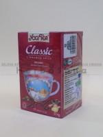 Classic čaj Yogi Tea 17 filter kesica (organski proizvod)