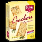 Krekeri sa ruzmarinom( bez glutena) 210 g Schar