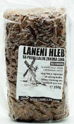 Laneni hleb bez kvasca 350g Unimiller