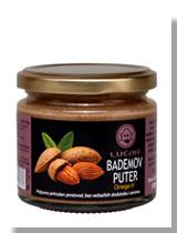 Bademov puter bez glutena 170g
