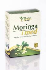Moringa i med 15 kesica Ettera