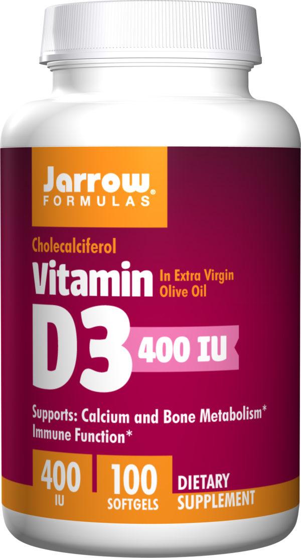 vitamin d3 400 ij softgels