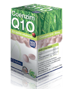 Koenzim Q10 30 kapsula + 30 kapsula gratis