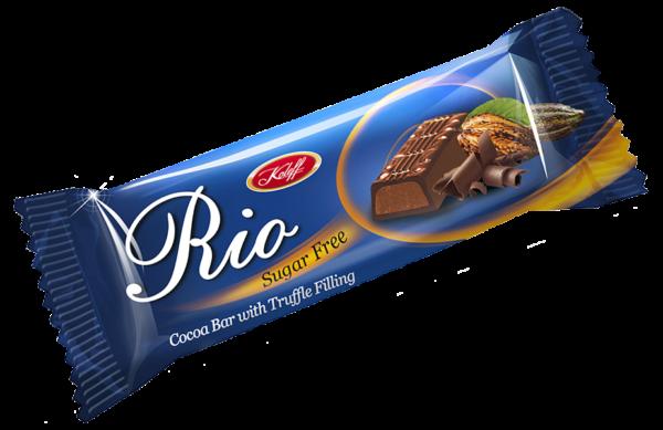 kakao bar sa ukusom trufela rio 30g