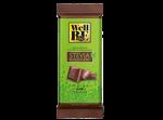 WellBE mlečna čokolada stevia 80g