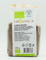 Laneno brašno 200g Organica (organski proizvod)