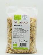 Musli mešani 400g Organica (organski poizvod)