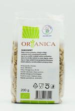 Sirove semenke suncokreta 200g (organski proizvod) Organica